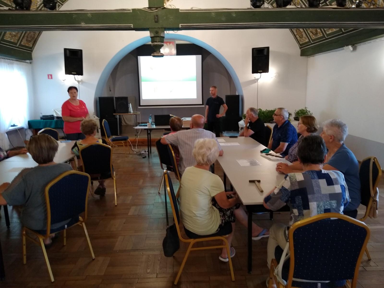 Szkolenie i warsztaty w Wielichowie